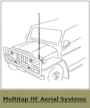 HF multitap antenna 4wd photo